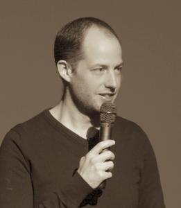 Matthias Dewilde - Spreker Gameverslaving