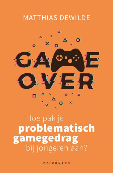 Game Over boek Cover 1